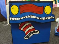 Seussical, the cat's piano