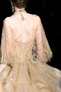 Marchesa at New York Fall 2016 (Details)
