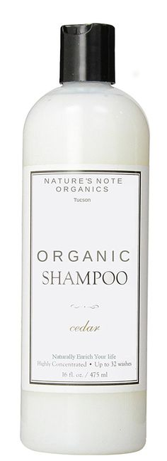 All Natural Nature's Note Organic Shampoo Select Your Scent (Bay Rum, 16 oz.) ** Click image to read more details. #haircare