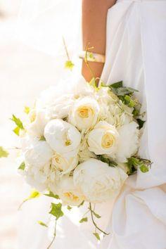 Bouquets com peónias de todas as cores   O Nosso Casamento