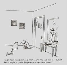 """From """"Charlie Sheen Quotes as New Yorker Cartoons"""""""