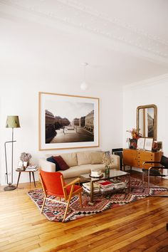 New Darlings:  3 Beautiful Airbnbs in Paris