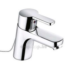 Kludi LOGO NEO single lever basin mixer with pop-up waste set - 372820575 Logan, Basin Mixer, Garlic Press, Linux, Can Opener, Neon, Ebay, Modern, Products