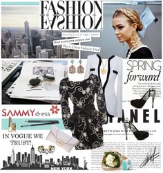 """FASHION"" by newmoon091 ❤ liked on Polyvore"