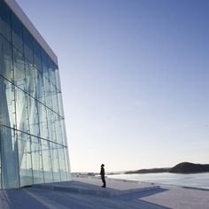 Norwegian Opera & Ballet, Oslo, Norway / Snøhetta, I just love this building