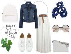 Tesettür giyim kombinleri  2015 baharını ele geçiren kot kumaşları sadece baharla sınırlı kalmayacak gibi duruyor. Kot ceketlerin en çok yakıştığı parçalardan biri şüphesiz beyaz uzun etekler… Rahatlığına düşkün ve trend görünmeyi sevenlerin favorisi olan denim ceketler bu yaza damgasını vuracak.  http://www.yesiltopuklar.com/simdi-kot-giymek-lazim.html