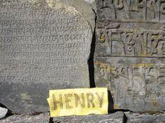 Henry in Nepal