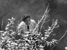 Alberto Giacometti, Stampa 1963. foto di Paola Salvioni Martini