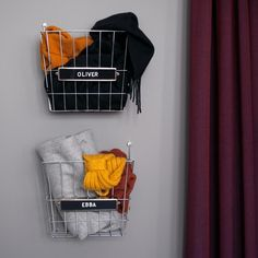 Hallway Inspiration, Interior Inspiration, Hall Cupboard, Compact Living, Closet Organization, Organizing, Plastic Laundry Basket, Cozy House, Home Living Room