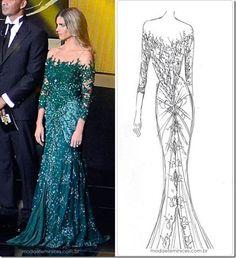 o-vestido-dress-fernanda-lima-in-samuel-cisnasnk-gold-ball-bola-de-ouro-2014