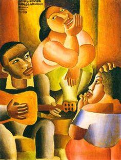Samba ( Di Cavalcanti )