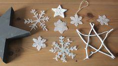 Diy estrellas navideñas y ganador del sorteo http://blgs.co/EZn2II