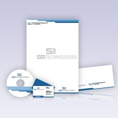 Branding Design Package Tech Company