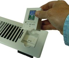 Z-Wave device allows you to control the temperature in individual rooms.