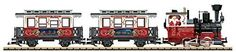 Hobby Train Sets - LGB 72304 Christmas Train Starter Set -- See this great product.