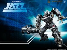transformers | Jazz (Movie) - Transformers Wiki - Das Transformers-Wiki