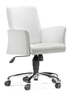 Ergonomic White Desk Chair: White Desk Chair Home Office ~ Design Inspiration