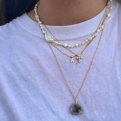Hippie Jewelry, Cute Jewelry, Body Jewelry, Silver Jewelry, Jewelry Accessories, Diy Necklace, Pendant Necklace, Pearl Necklaces, Valentines Lingerie