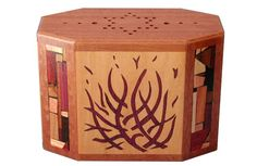 Synagogue Sized Spice Box with Custom Logo- Havdalah Ceremony  $499