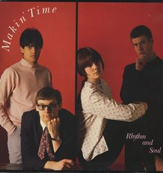 """Makin' Time - """"Rhythm and Soul"""" (Countdown, The Style Council, Dusty Springfield, Vinyl Sleeves, Power Pop, Good Student, Northern Soul, Mod Fashion, My Favorite Music, Pop Music"""