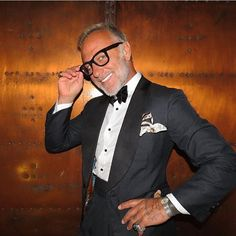 Last night...tuxedo. #gvlifestyle