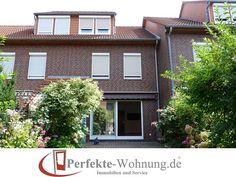 Reihenmittelhaus in Hannover durch Perfekte-Wohnung.de - Immobilien und Service vermarktet.