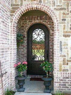 New Construction Front Door Designs