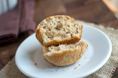 Fluffy whole wheat rolls Im thinking, re place brown sugar for honey and stevia and replace butter with coconut oil.
