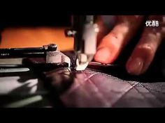Chanel hand bag, leather sewing