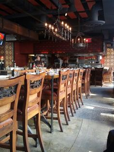 Estadio has been a major player in D.C.'s Spanish food scene since opened under the direction of Proof executive chef Haidar Karoum. The contemporary small plates menu boasts a strong selection of cheese and charcuterie, as well as pintxos, bocadillos and classic tapas dishes.