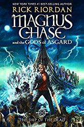 "Read ""Magnus Chase and the Gods of Asgard, Book The Ship of the Dead"" by Rick Riordan available from Rakuten Kobo. Magnus Chase, a once-homeless teen, is a resident of the Hotel Valhalla and one of Odin's chosen warriors. As the son of. Rick Riordan Bücher, Rick Riordan Books, New Books, Good Books, Books To Read, Children's Books, Library Books, Fiction Books, Magnus Chase Books"