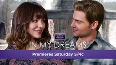 Great Hallmark Hall of Fame movie merging dreams with reality