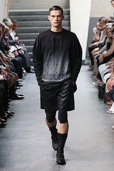 Givenchy Spring 2009 Menswear Collection Photos - Vogue