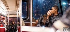 toronto subway engagement photos   Toronto public transit ttc engagement photography 0024