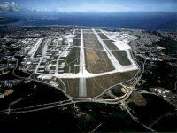 Kadena Air Base, Okinawa, Japan.