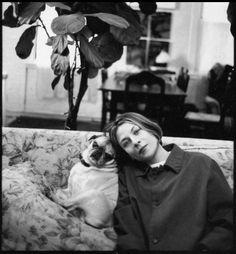Donna Tartt - great writer, great dog
