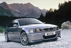 2003 BMW M3 CSL (E46)