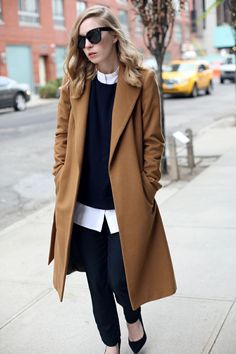 Reasons to Add a Camel Coat to Your Wardrobe | Glam Radar - Total Street Style Looks And Fashion Outfit Ideas