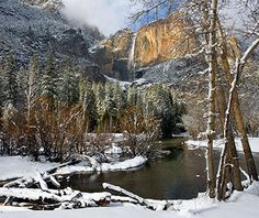 Yosemite National Park, California Starting Point: Groveland, CA  The Route: 46 miles on CA-120  What to Expect: Driving through Yosemite Va...