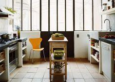 Une cuisine vintage au style provençal - Marie Claire Maison