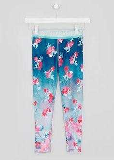 Floral Leggings, Printed Leggings, Sport Outfits, Kids Outfits, Kids Sportswear, Princess Girl, Little Girl Fashion, Cute Baby Girl, Kid Styles
