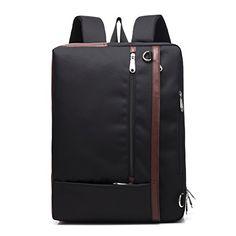 6186ee574bd4a Offerta di oggi - CoolBELL umwandelbar Aktentasche Rucksack Messenger Bag  Notebook Schultertasche Business Briefcase Mehrzweck Umhängetasche