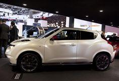 Серийный 2013 Nissan Juke Nismo