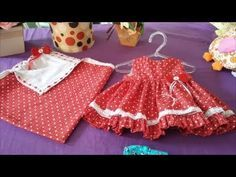In this video I teach you how to make a crochet topped dress using a vintage pillow case for the skirt. Baby Knitting Patterns, Kids Dress Patterns, Cotton Frocks For Kids, Frocks For Girls, Baby Dress Design, Frock Design, Chudidhar Neck Designs, Baby Boy Dress, Embroidery Suits