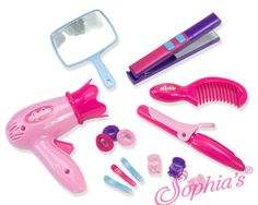 Hair Style and Accessory Set