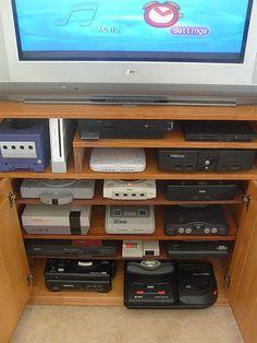 retro gaming setup | My Retro Gaming Setup - 1073084 - PS3 Photo Gallery | MMGN Australia