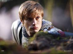 pics of king arthur in series merlin   Merlin - Season 2 Image Gallery - Pictures of Bradley James in the BBC ...