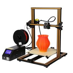 Creality 3D® CR-10 DIY 3D Printer Kit 300*300*400mm - Use a 16% off coupon for your printer, code: 3DPrinter