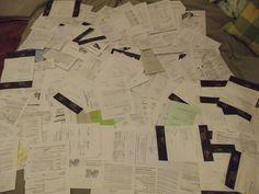 nyílméregbékákhoz szükséges papírok