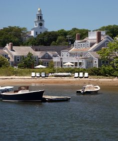 Nantucket-My Aunt Betty used to talk about the trips she took there every year-makes me want to see it.